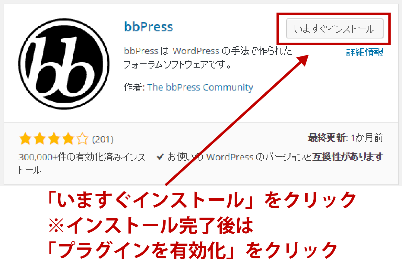 WordPressプラグインの解説画像