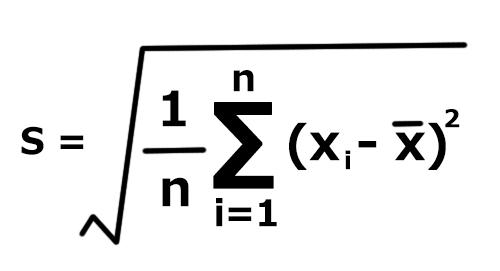 標準偏差をエクセルで求める方法と完璧なグラフの作り方! | Udemy ...